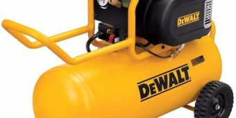 Compresor 1.8hp 15 Gals Horizontal 200psi Dewalt D55167 $8704 MXN