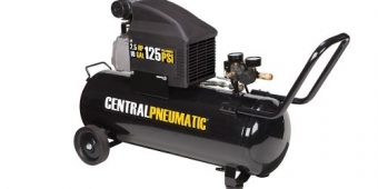 Compresor Central Pneumatic 10gal 2.5hp 125psi (saldo) $3200 MXN