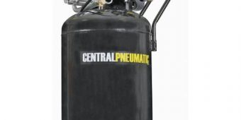 Compresor De Aire Central Pneumatic 21 Galones 2.5 Hp 125psi $4199 MXN