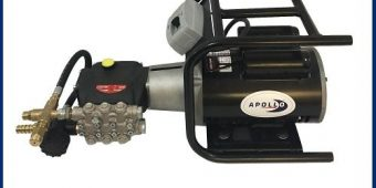 Hidrolavadora Industrial 110 V 2 Hp Autolavado Interpump $16499 MXN