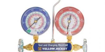 Manometro Manifold Yellow Jacket 42001 R-22/404a/410a $3032 MXN