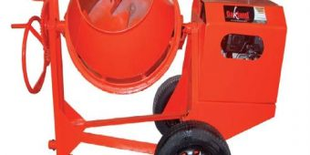 Revolvedora De Concreto Gas 13hp Rg131s High Power $28218 MXN