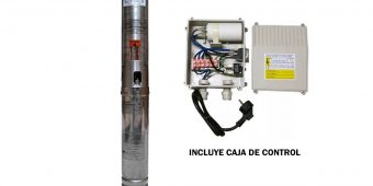Bomba Sumergible 1hp 1 1/4 Antarix Ms100xd32